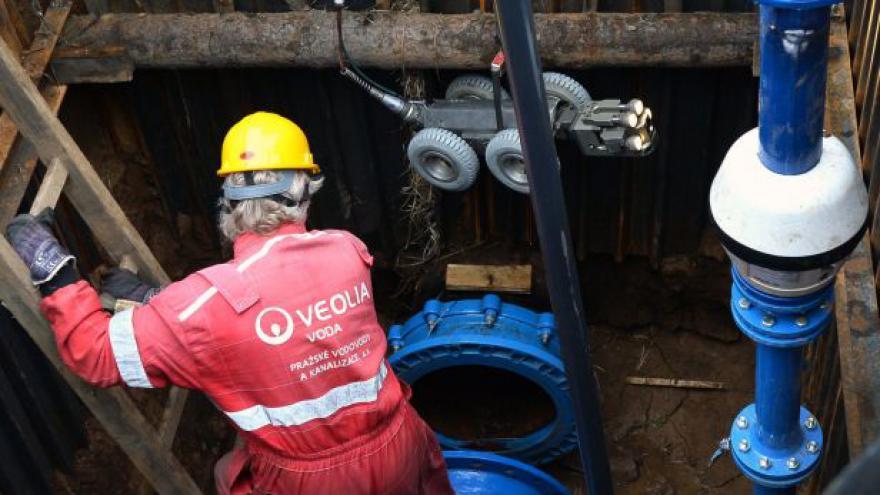 Video Odškodnění kvůli vodě, pojišťovna vyplatila už 400 tisíc korun