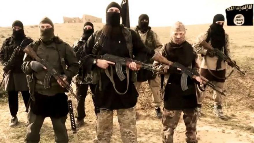 Video V Paříži se jedná o postupu proti Islámskému státu