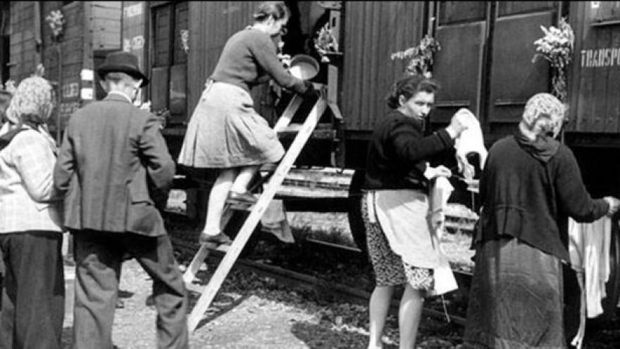 Video Výročí odsunu Němců ze severní Moravy a Slezska