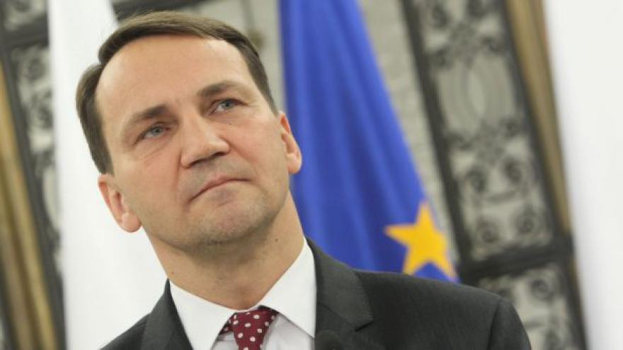 Video Události ČT: Polské vládní letadlo s vedením Sejmu se vyhnulo havárii