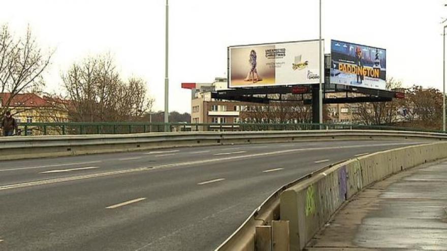 Video O mapování billboardů hovoří redaktor Michal Cagala