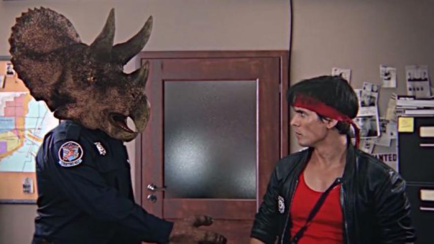 Video Kung Fury