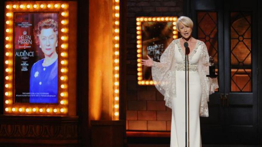 Video V New Yorku se předávaly divadelní ceny Tony