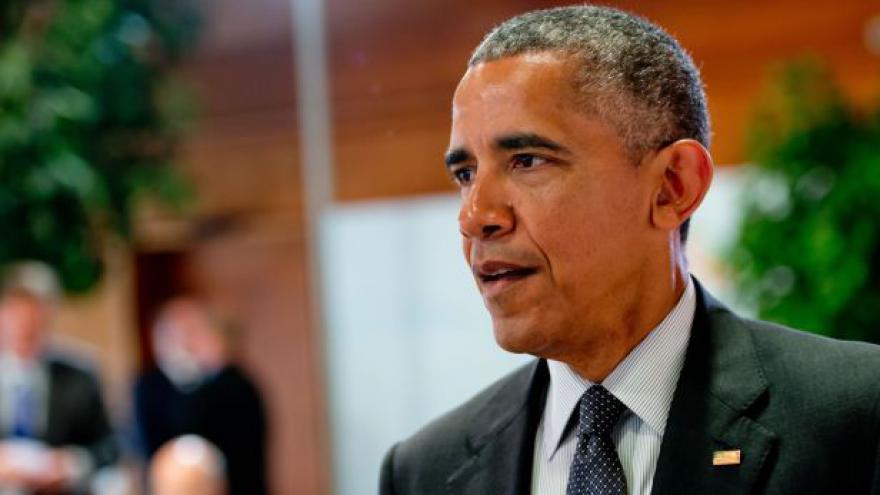 Video Obama: Jsme připraveni zavést další výrazné sankce proti Rusku