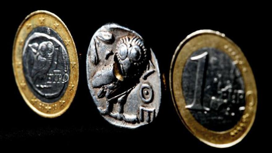 Video Řecká krize vrcholí