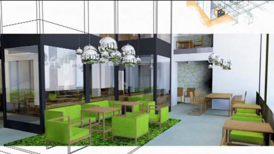 Video Nový hotel v Ostravě
