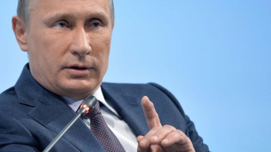 Video Putin: Ruská ekonomika neprožívá větší krizi