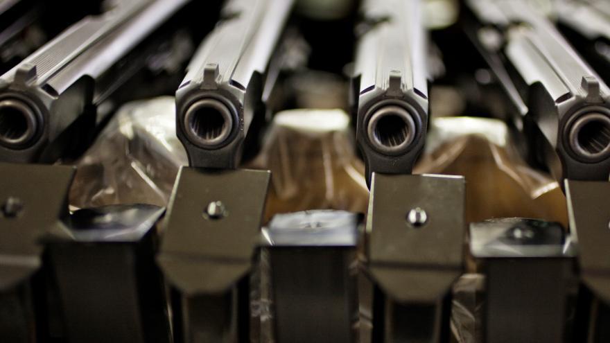 Video Změny v prodeji a držení zbraní americkým Senátem neprošly