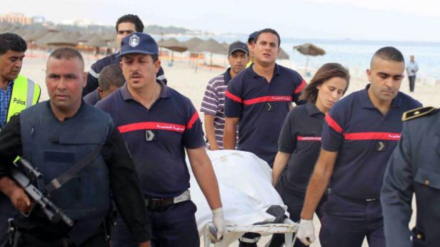 Video Novinář Reizk: Útočníci chtějí poškodit tuniský turismus