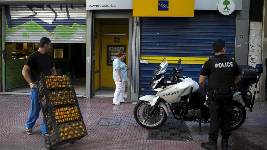 Video Robejšek: Referendum je ze strany Tsiprase velmi dobrý kalkul