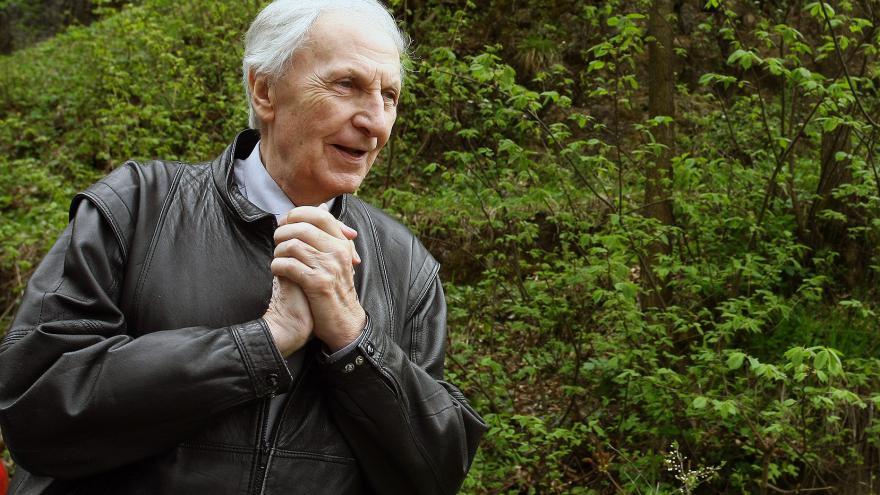 Video Ve věku 91 let zemřel Ladislav Chudík