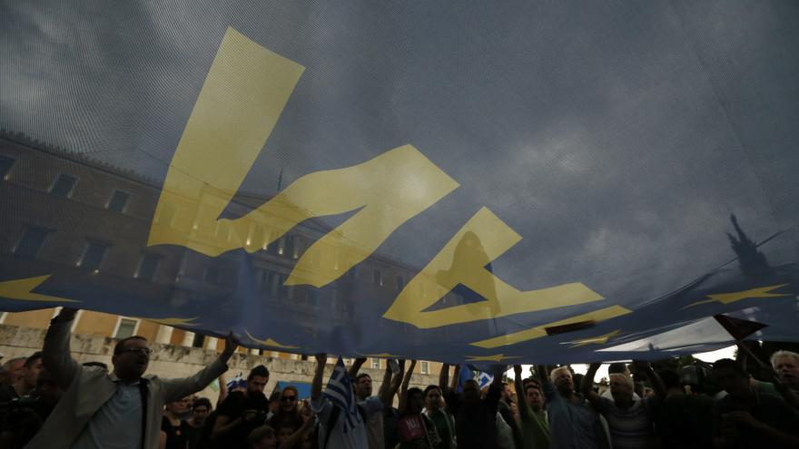 Video Události - Řecké potíže doma i navenek