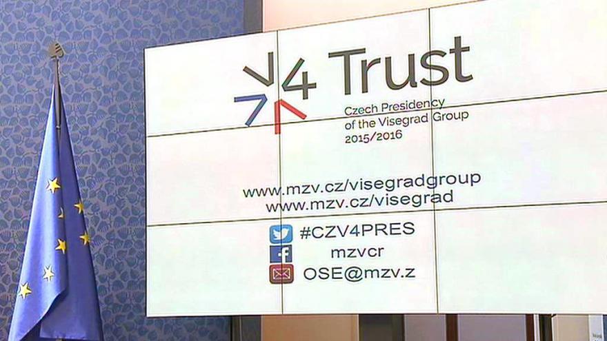Video Studio 6 - Česko předsedá Visegrádské skupině