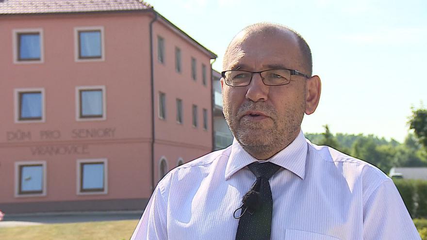 Video Starosta Jan Helikar (ODS) o proměně JZD na dům pro seniory