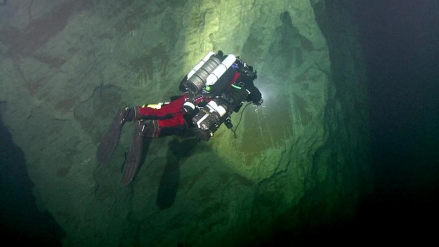 Video Potápěč David Čani: Vybavení k potápění je špičkové