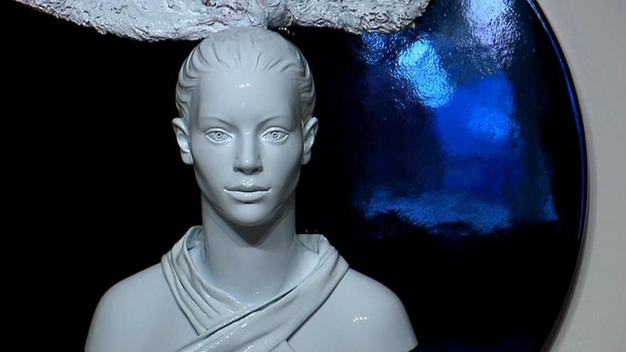 Video Události v kultuře - Umělecký OBR. ve Špálově galerii