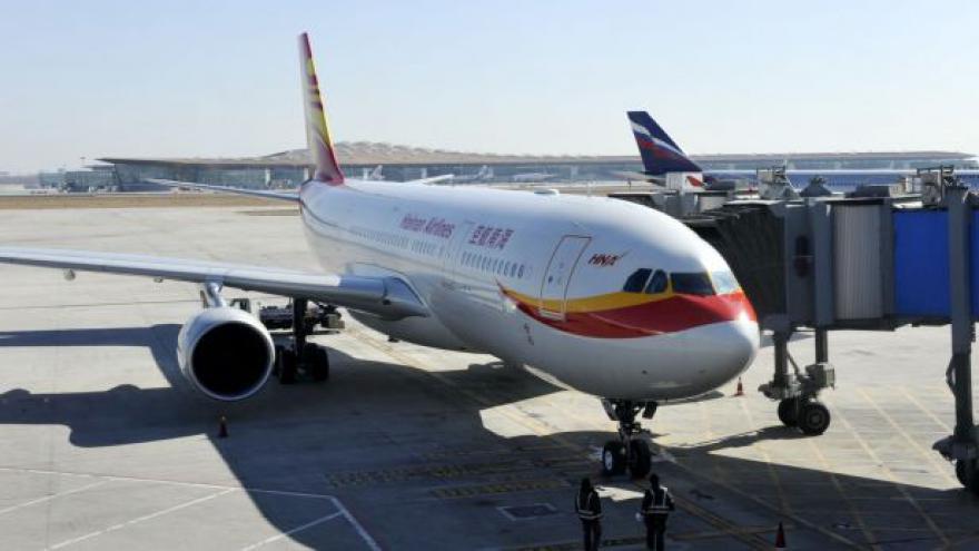 Video Přímý spoj do Číny bude létat třikrát týdně