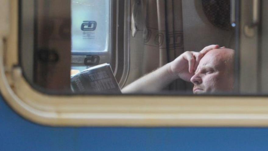 Video Knihy do vlaku hledají své čtenáře
