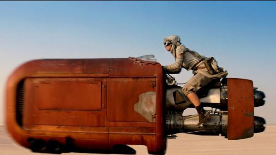 Video Star Wars zkracují čekání videem z natáčení