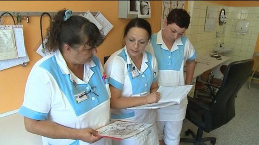 Video Téma Událostí: Nedostatek zdravotních sester