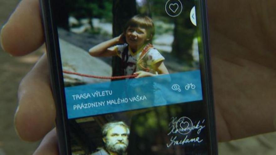 Video Aplikace turistům ukáže, jak dostat tatínka do polepšovny