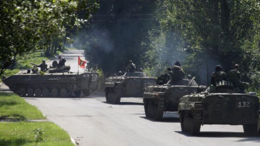 Video Kontaktní skupina v Minsku se dohodla na stažení tanků