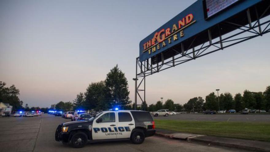 Video Střelbu v americkém kině nepřežili dva lidé a útočník