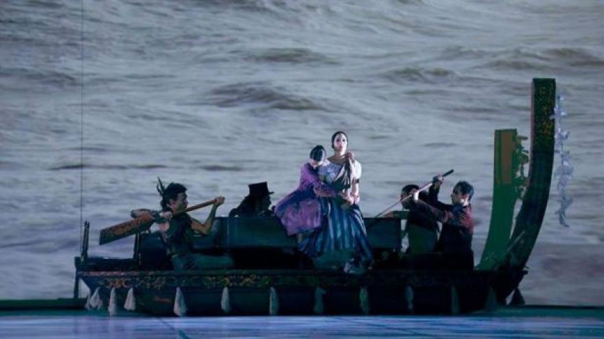 Video Les Ballets Bubeníček v Plzni