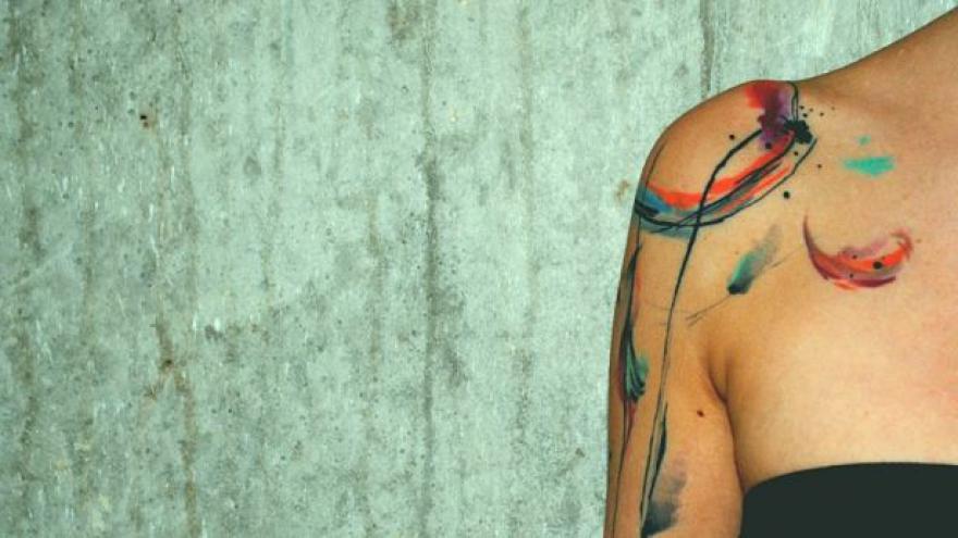 Video Tetování je stále oblíbenější
