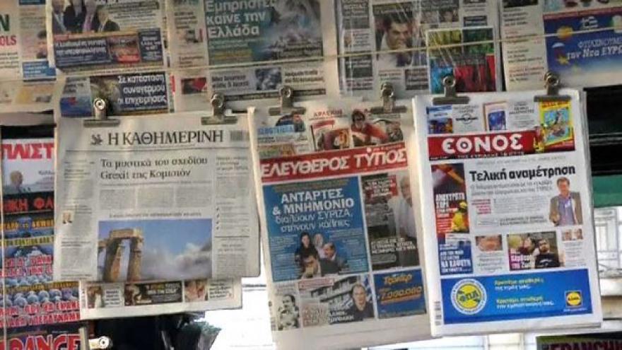 Video Řecký parlament hlasoval o druhém balíku reforem