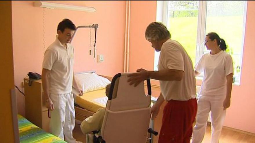 Video Jihomoravský kraj přispěl 7 miliony na domácí paliativní péči