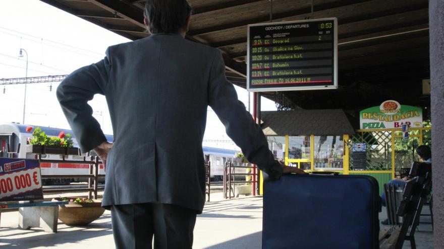 Video Změna napájení vlaků bude mít vliv i na české dopravce