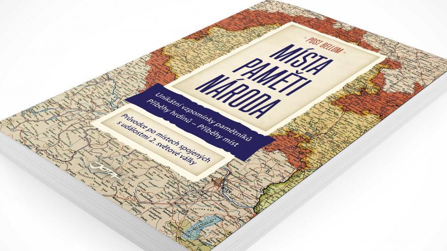 Video Nová publikace provází po místech spjatých s 2. světovou válkou