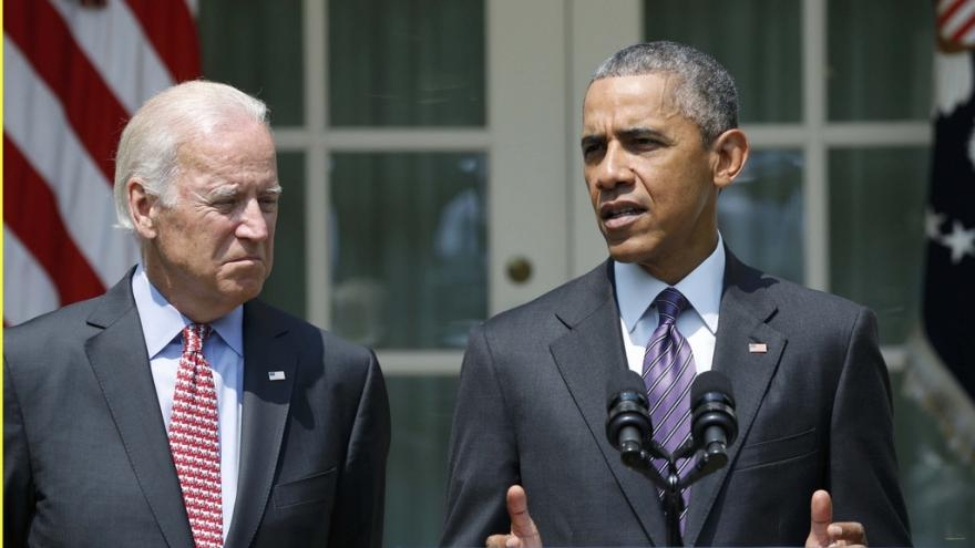 Video Utká se Biden o Bílý dům s Clintonovou?