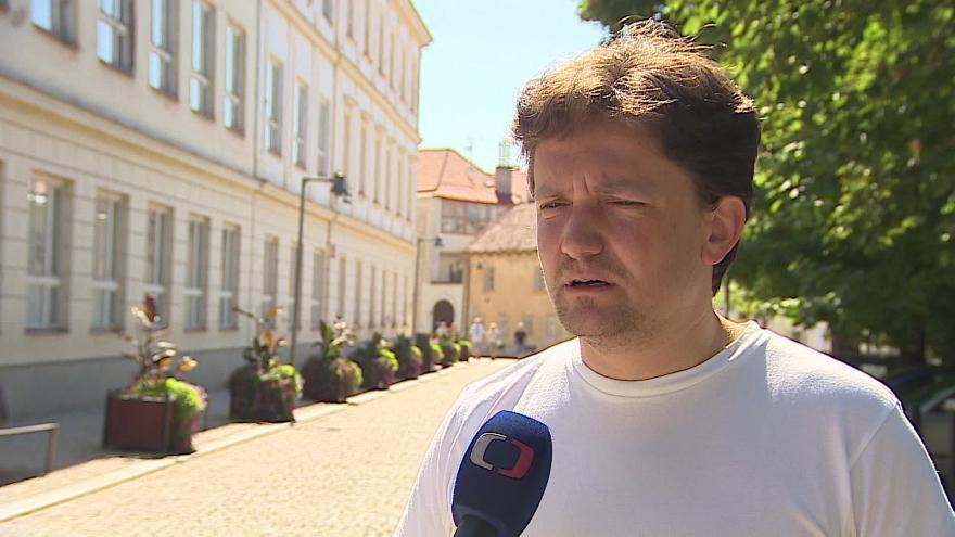 Video Zastupitel Jiří Kacetl hovoří o prodeji bytů ve Znojmě
