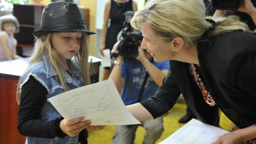 Video TK ministryně školství Kateřiny Valachové
