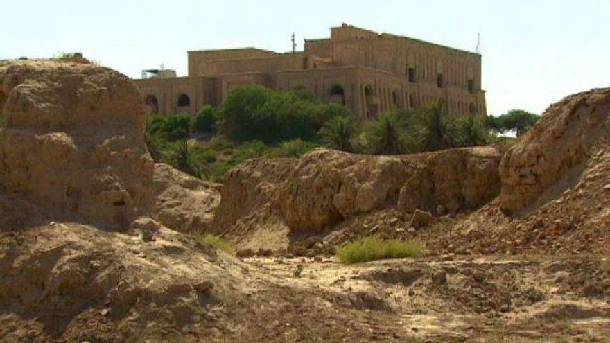 Video Záchrana starověkého Babylonu