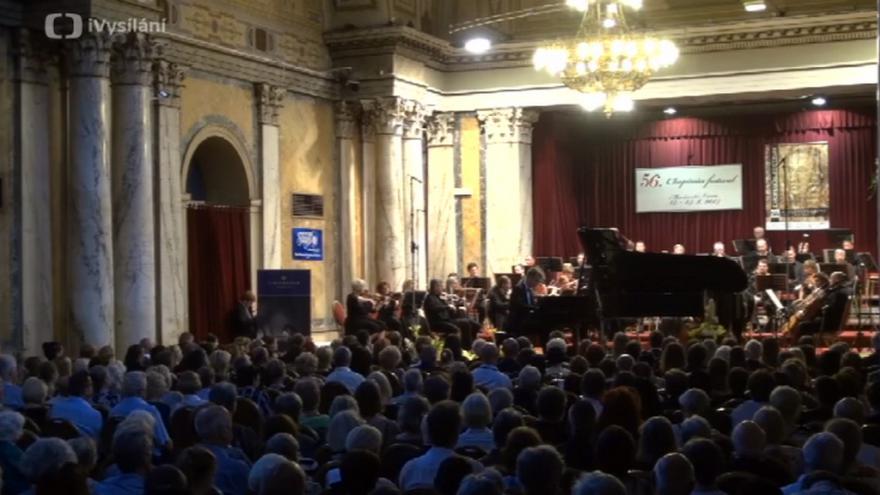 Video 56. ročník Chopinova festivalu 2015 - Slavnostní zahajovací koncert