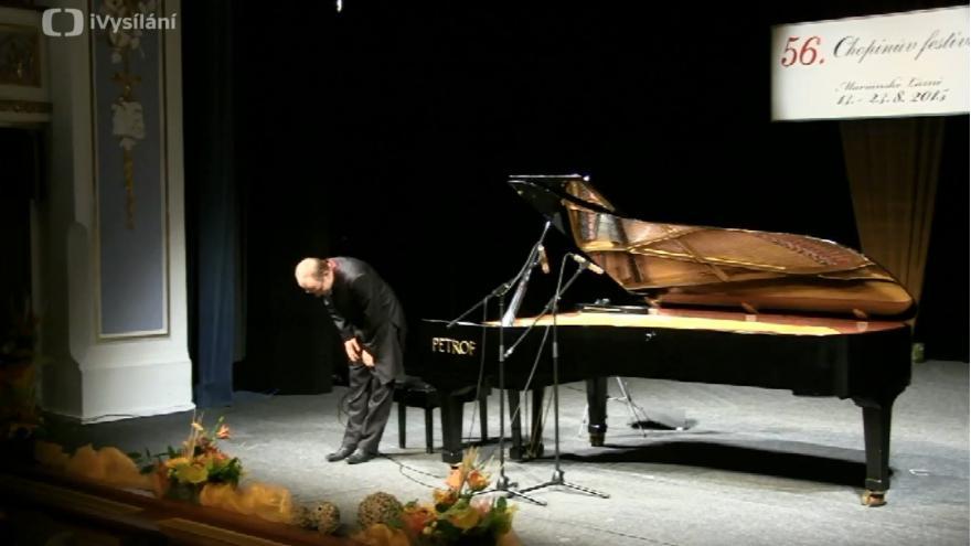 Video 56. ročník Chopinova festivalu 2015 - Komorní koncert