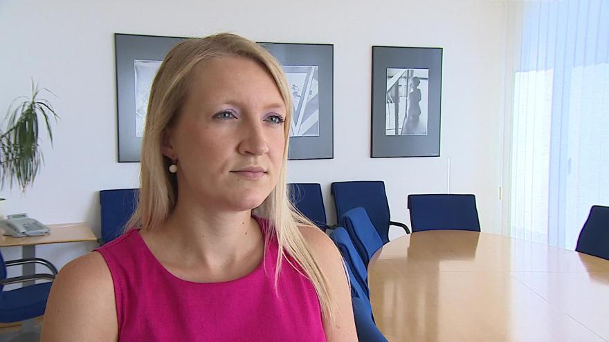 Video O problémech hovoří mluvčí DPMB Linda Hailichová