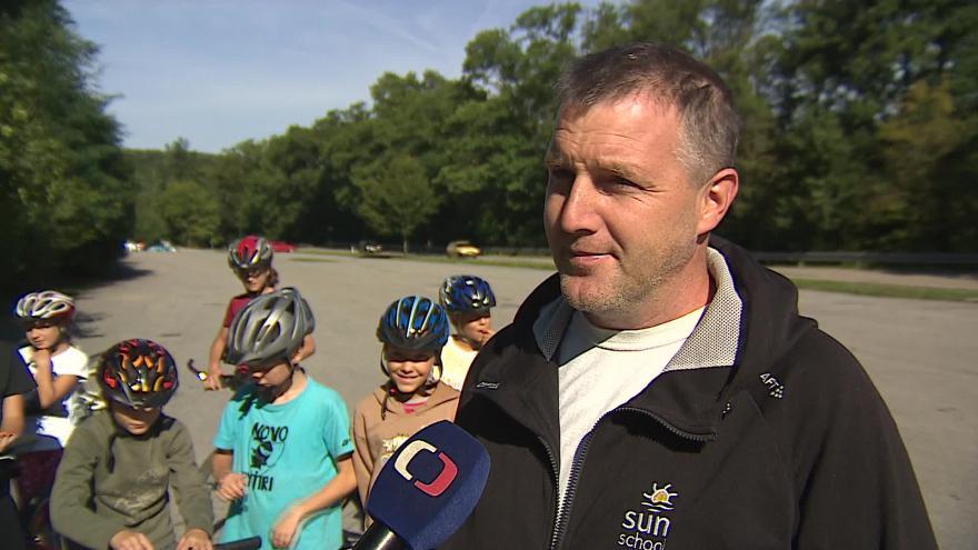 Video Jak hodnotí cyklisté provoz kolem Brněnské přehrady?