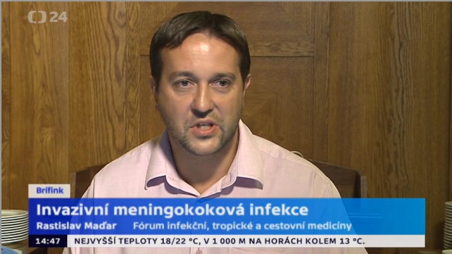 Video Rodiče by měli znát varovné příznaky infekce meningokokem
