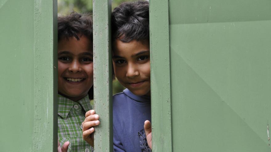 Video Pohled do střediska pro uprchlíky v Zastávce u Brna