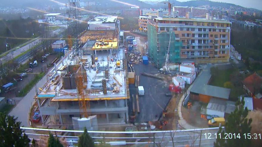 Video Stavba vědecko-technického parku