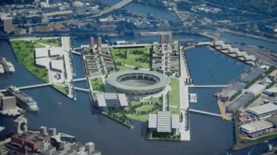 Video Kvůli olympiádě se budou muset české přístavy zřejmě přestěhovat