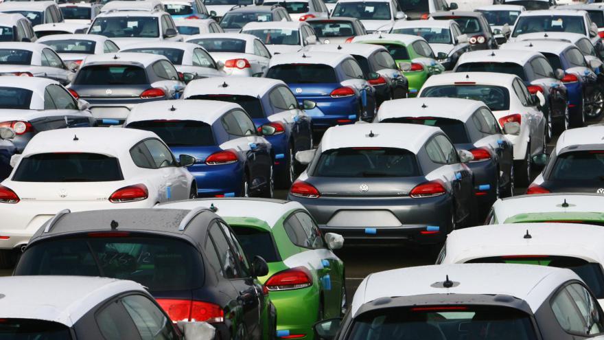 Video Auta Volkswagen se nebudou prověřovat pouze v USA