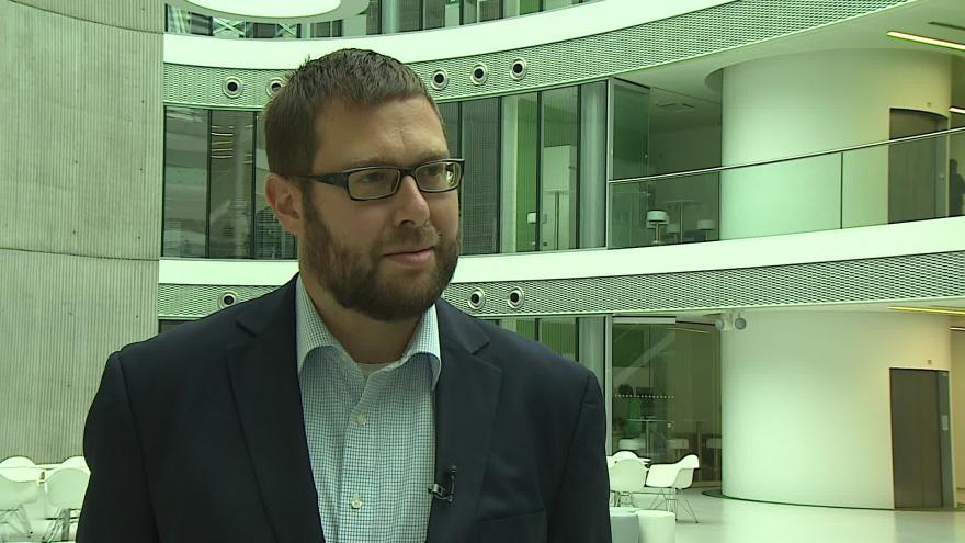 Video Jiří Nantl hovoří o vývoji a úspěchu centra CEITEC
