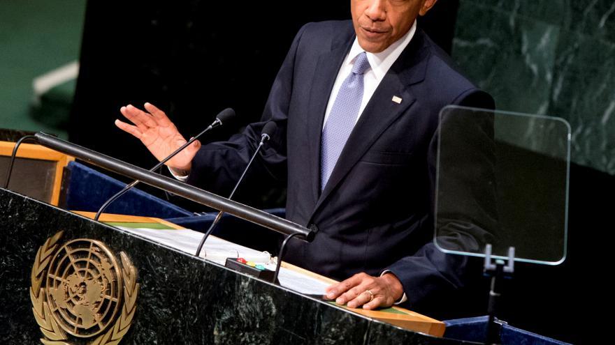 Video Projev amerického prezidenta