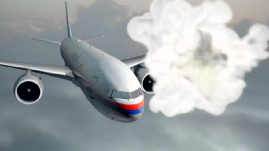 Video Animace sestřelení MH17 s komentářem