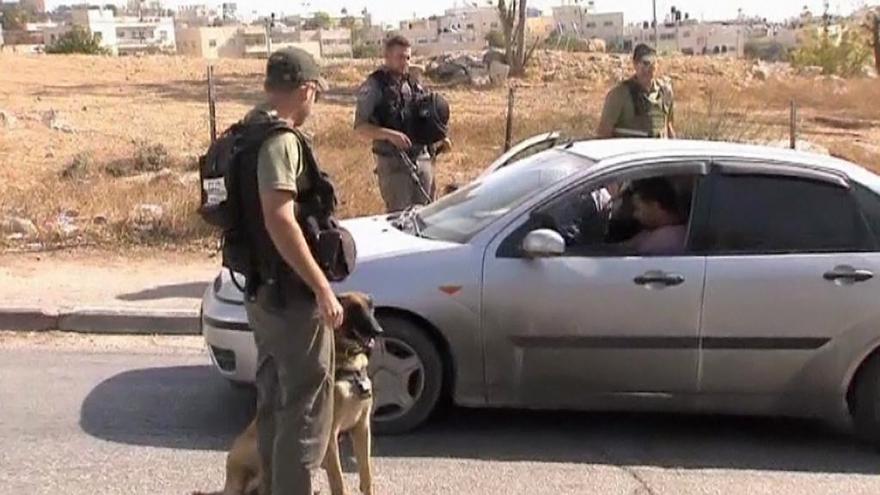 Video Mezi Izraelem a Palestinci